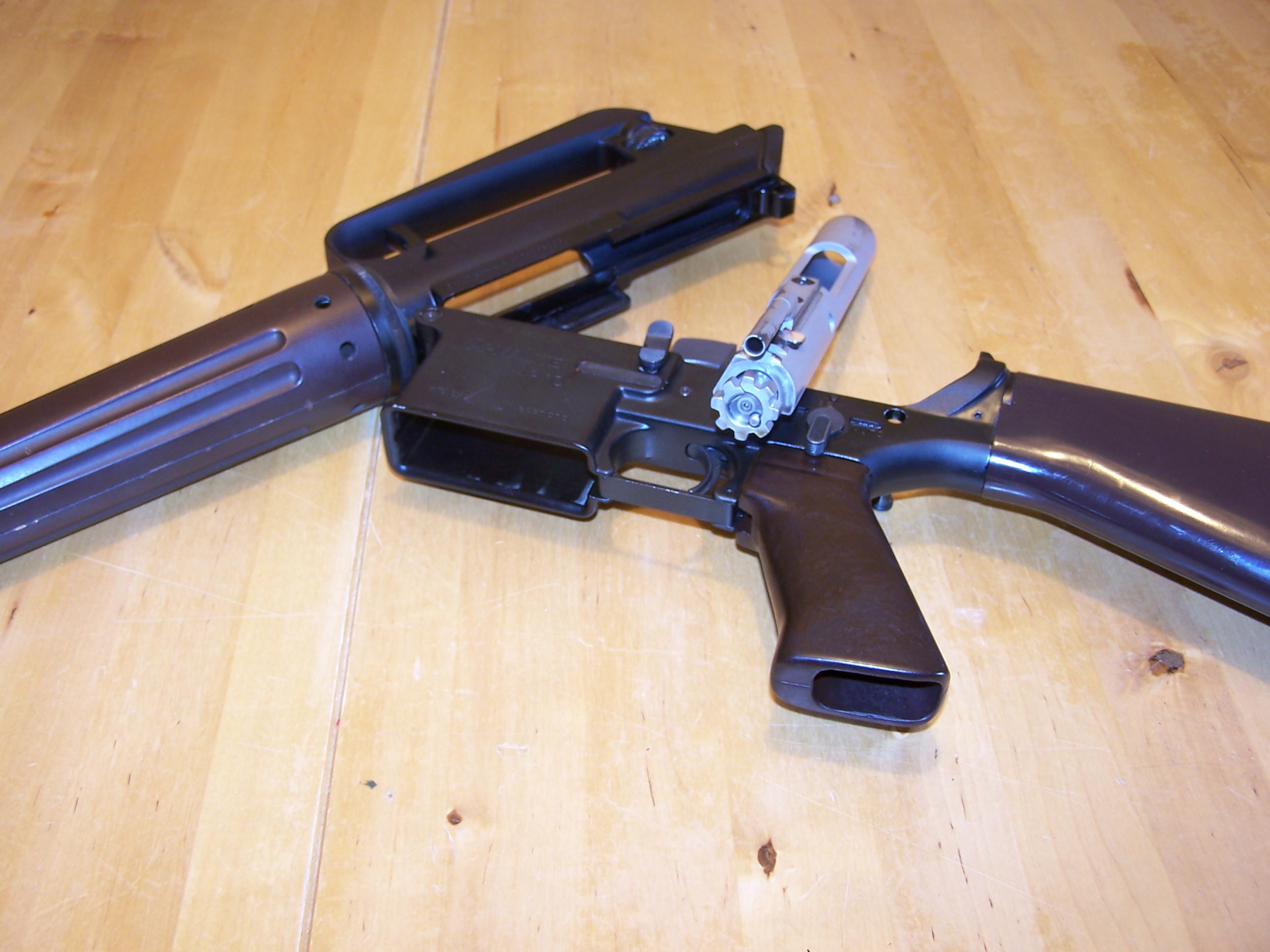 AR-10 Armalite 308w le vraiiiii  4894561004517