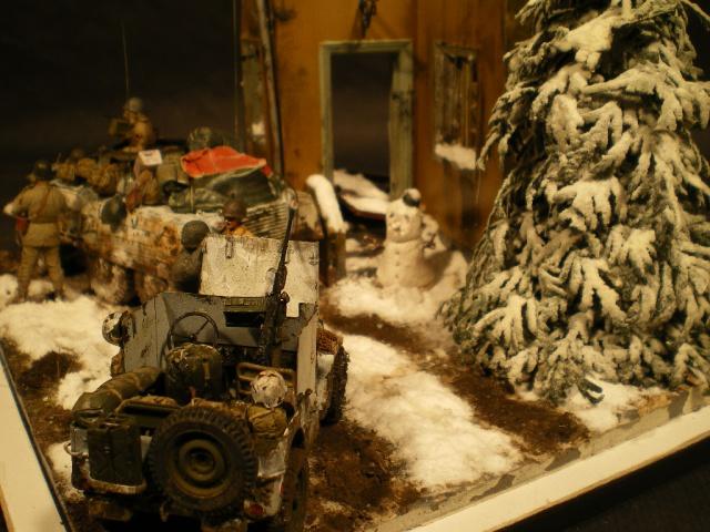 M-20 armoured car et jeep blindés dans les ardennes 1/35 - Page 4 489481IMGP1706