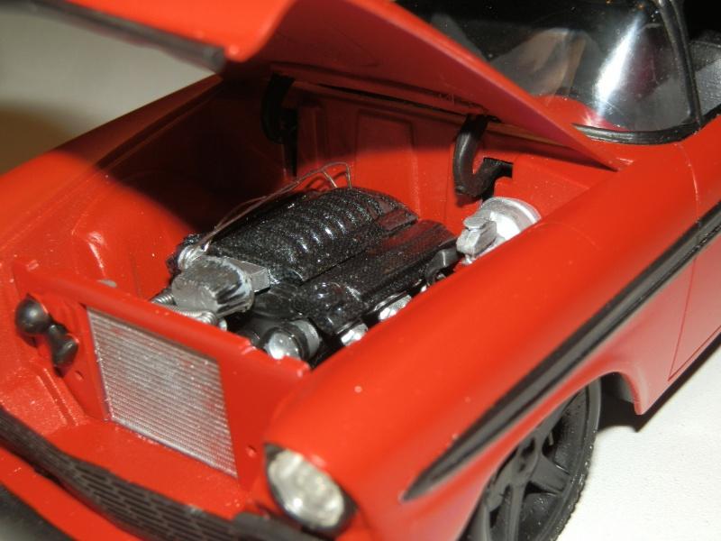 #47 : Chevy bel air 56 custom (TERMINEE) 489807P9305406