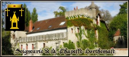 Seigneurie de la Chapelle-Horthemale