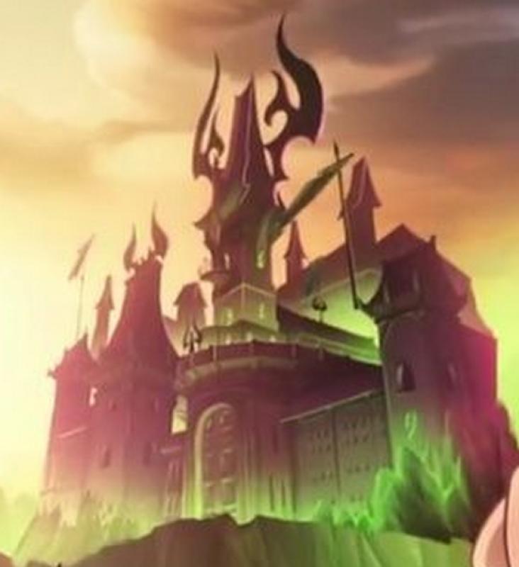 [MOC][LDD]Chateau de Ragana 4898404118004