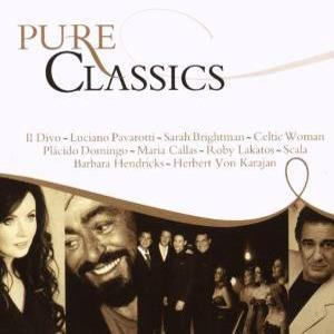 Compilations incluant des chansons de Libera 490431PureClassics300