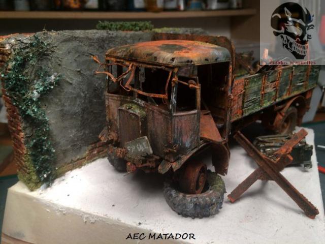 AEC Matador for sale AFV 1/35 490518IMG3966