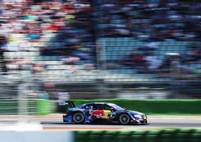 Edoardo Mortara est le premier vainqueur en DTM de la saison 2016  490762A163668medium1