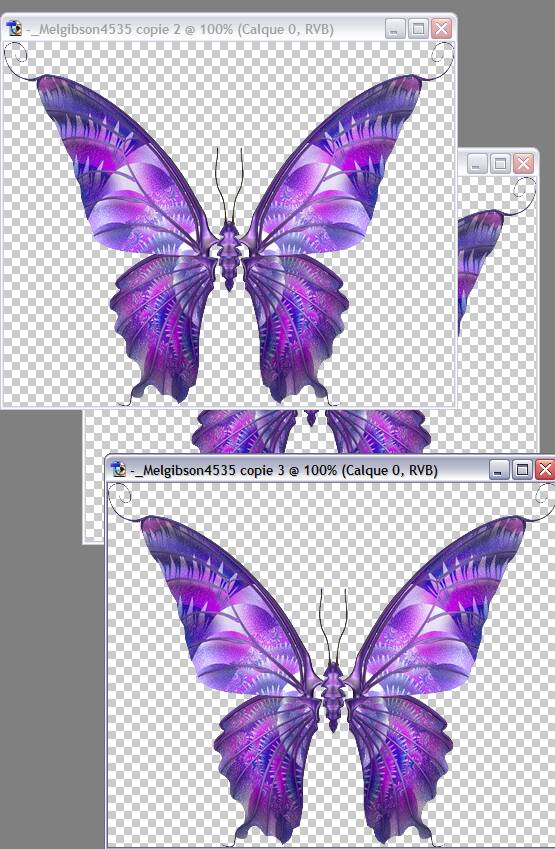 Tutoriel debutant faire bougé les ailes d'un papillon 490827Capture02