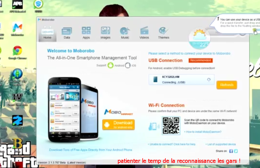 Rooter Tout les Smatphones et Tablettes Chinoises by TrickTechForever !  491409Root2