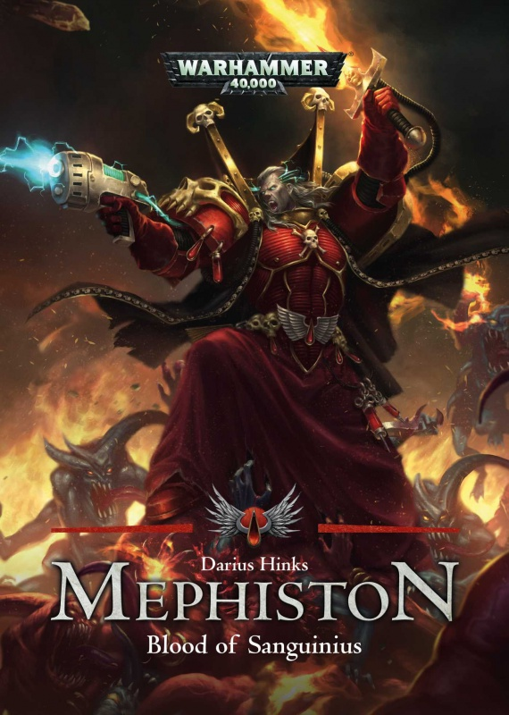 Mephiston: Blood of Sanguinius de Darius Hinks 49234981KnrE14xNL
