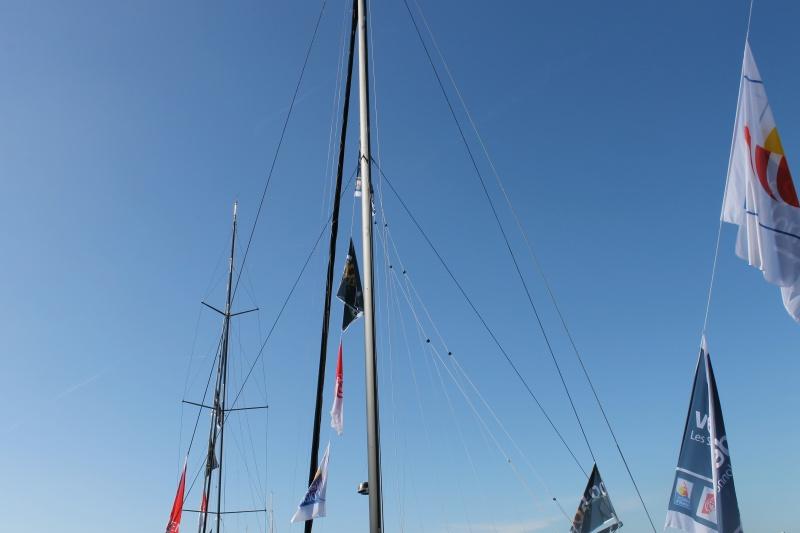 Visite du village et du ponton du Vendée Globe le 25/10/16 492381IMG4516