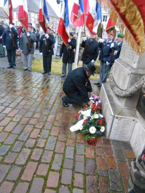 Jebsheim : 60 parachustistes du 1er RCP commémorent la libération de la Poche de Colmar 492482621