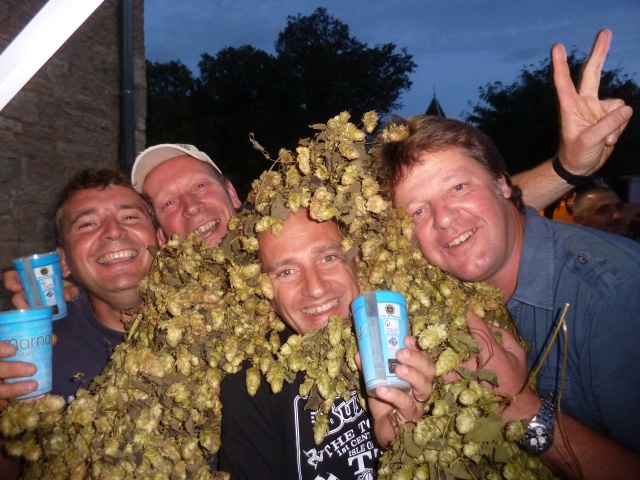 Fête de la Bière à Marnay : « bière ki cool » …c'était cool 494496P1410600