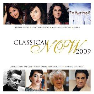Compilations incluant des chansons de Libera 494537ClassicalNow2009300