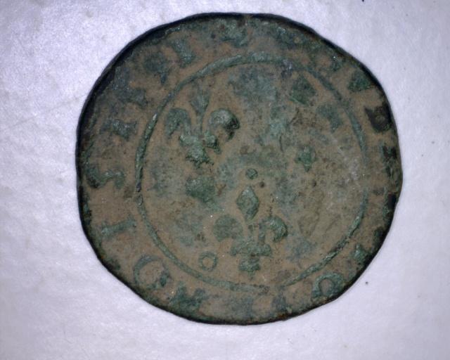 double tournois 1591 HENRI IV mais truc bizarre 495749Image127