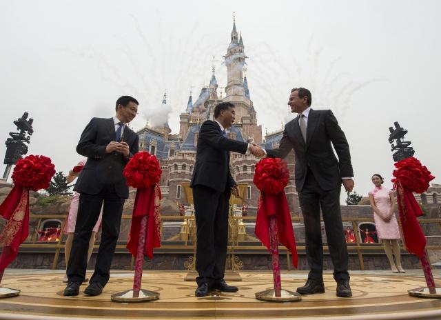 [Shanghai Disney Resort] Le Resort en général - le coin des petites infos  - Page 3 495875w153