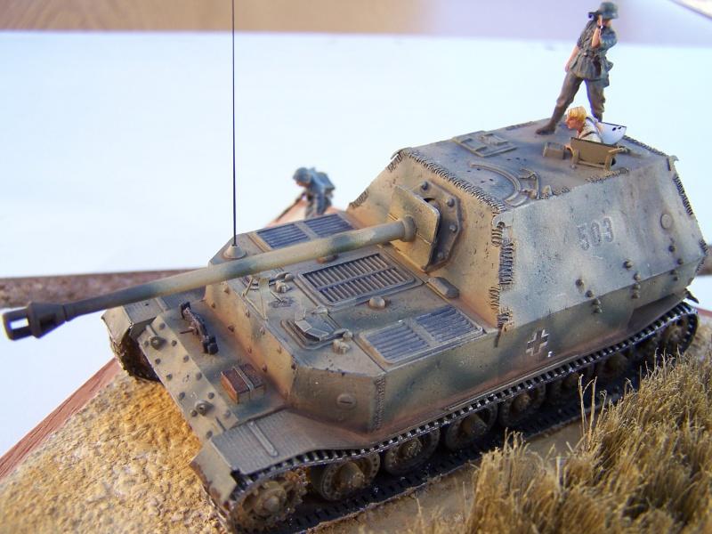 Sdkfz184 Ferdinand Koursk 1943 4961221005279Copie