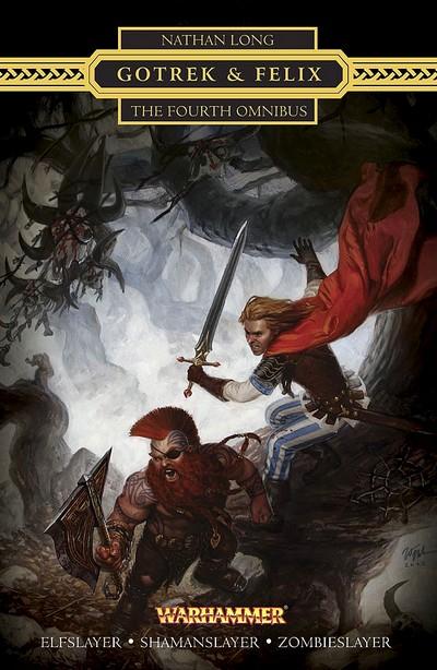 [Black Library] Gotrek & Felix : la Saga (présentation revue et augmentée) 496679GotrekandFelix4Cformat