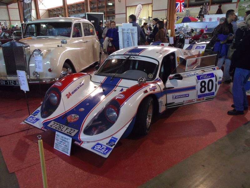 Salon Auto Moto Prestige et Collection 2016 à NÎMES 496773automotoretroNIMES2016012