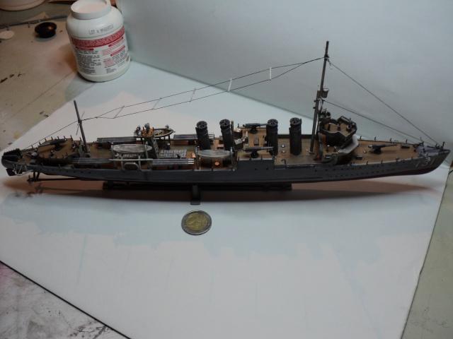 HMS Campbeltown 1/240 Revell 496817DSC01332
