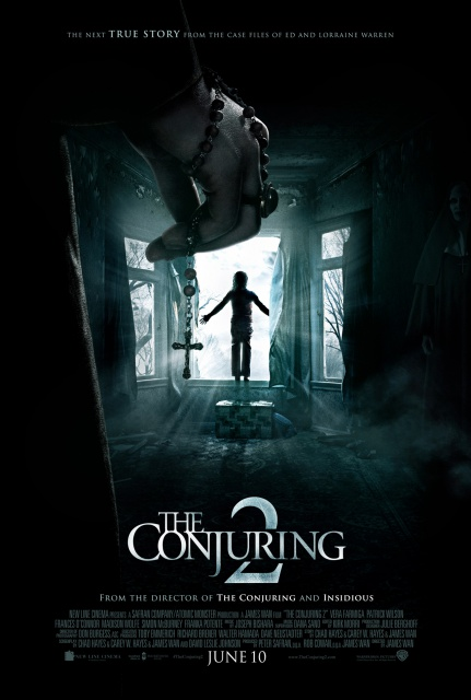 The Conjuring 2 497075conjuring2posteraffiche954766