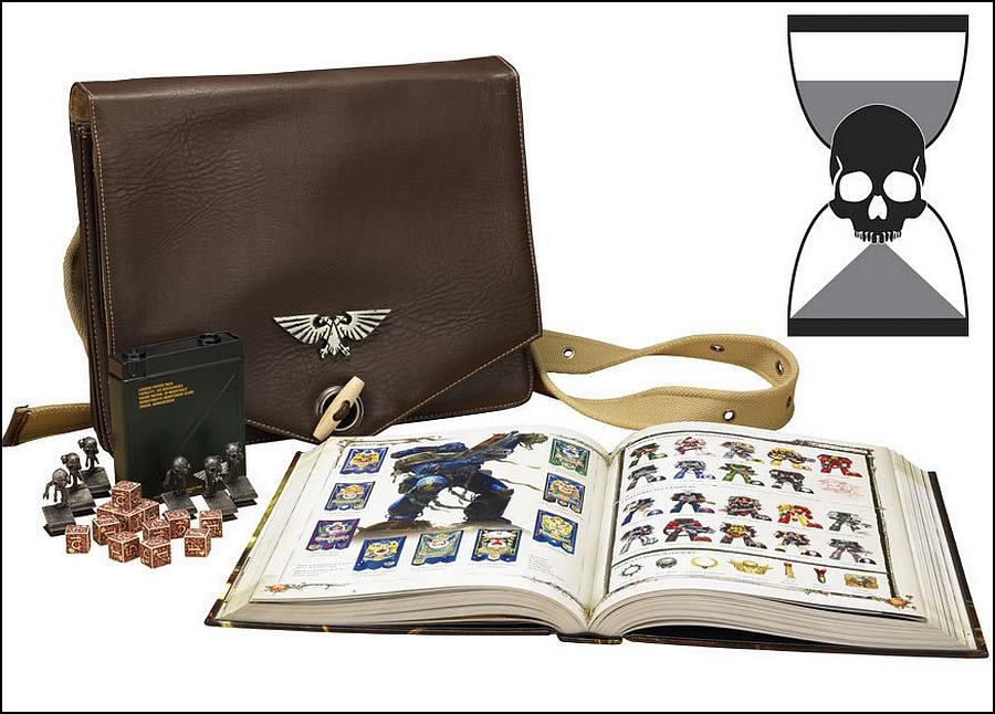 Le Livre de Règles de Warhammer 40,000 - V6 (en précommande) - Sujet locké 497098W40KPlayer