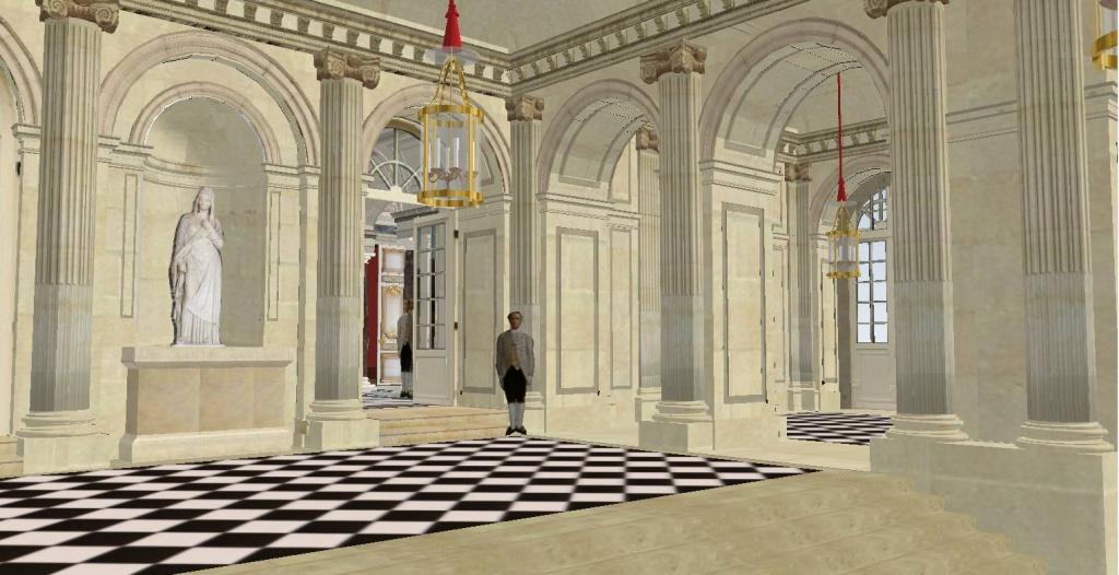 Reconstitution virtuelle du Palais des Tuileries, états Premier Empire et Second Empire - Page 2 4971761entreparlevestibuledhonneur