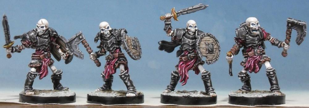 Peinture de mon armée de Mort-Vivants 497395Srie4face