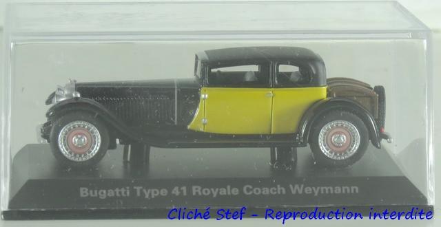 "Wagon porte autos Bugatti ""M. Fritz Schlumpf"" 498301BOSBugattiRoyalejauneIMG4612R"