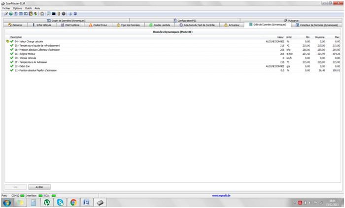 Diag Xantia 2.0 hdi 110 elm 327 scanmaster 499028diag6