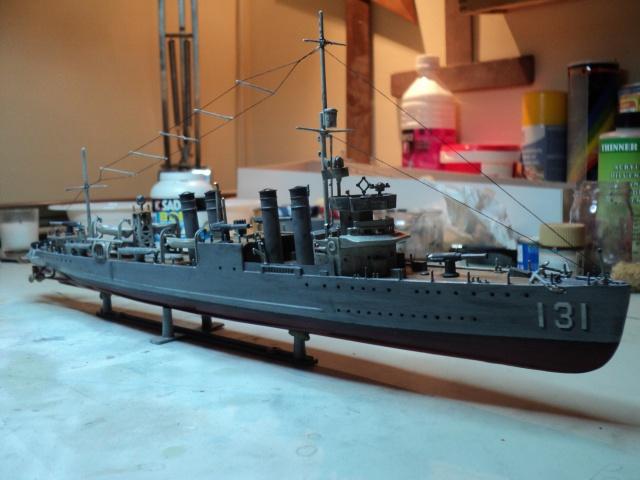HMS Campbeltown 1/240 Revell 499440DSC01323