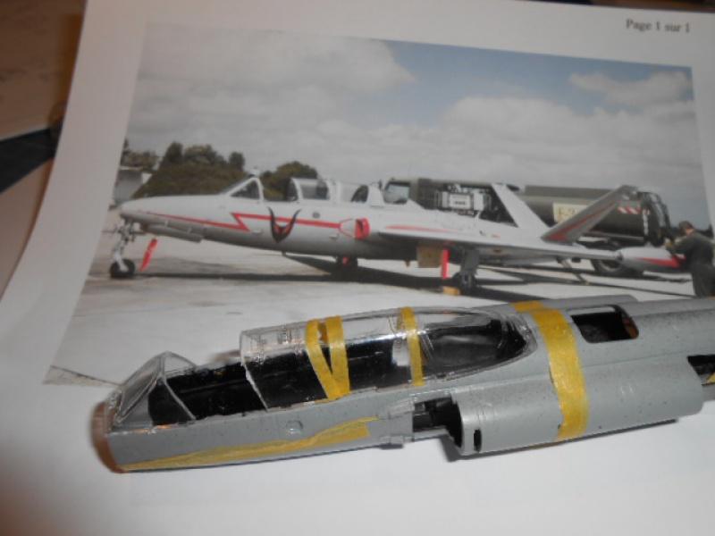 Fouga CM170 1/48 par Lionel45 - Page 2 499513f004