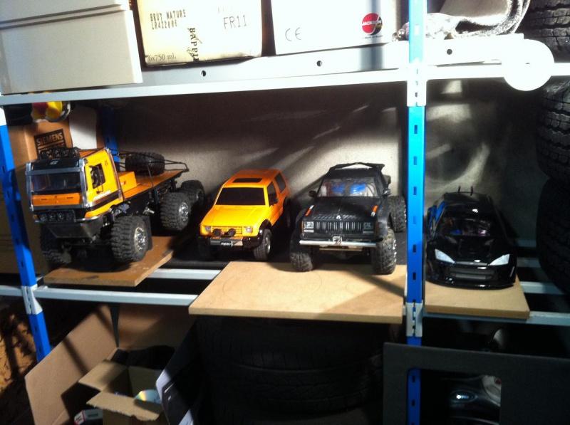 Mon garage pour 1/10 et 1/1 499666452