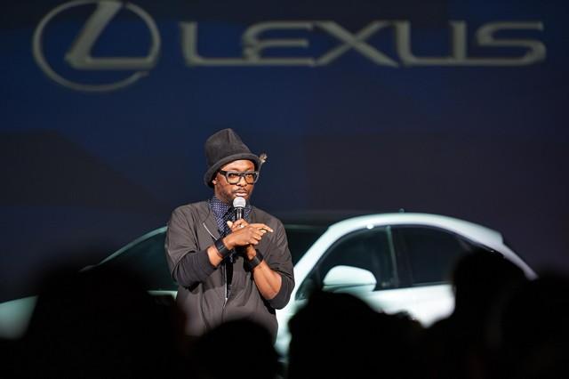 Un Lexus Déssiné Par WILL.I.AM Révélé Lors D'une Soirée Exclusive à Paris 499994LexusNX10