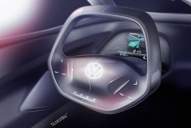 La première mondiale de l'I.D. lance le compte à rebours vers une nouvelle ère Volkswagen  500349volkswagenid006