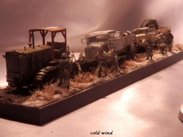 tracteur d artillerie soviétique chtz s-65 version allemande 1/35 trumpeter,tirant 2 blitz de la boue - Page 5 500601PA190056