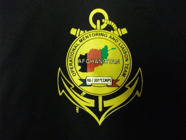 tee shirt OMLT K6/201°CORPS armé par 9°BLBMa 501245DSCF2452