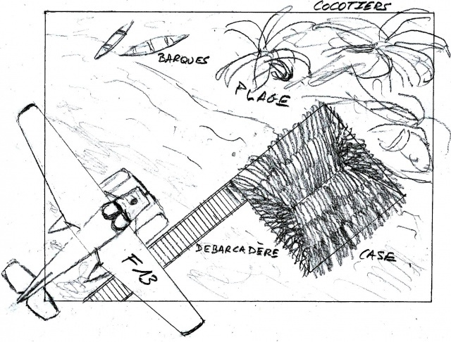 Un Junkers F13 en pantoufles en Amérique du sud : Dio... 502125DioF13