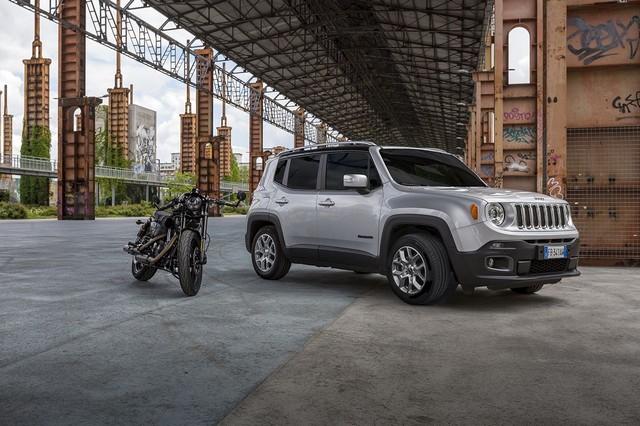 Jeep® et Harley-Davidson étendent leur partenariat en Europe 502659170508JeepJeepHarley01