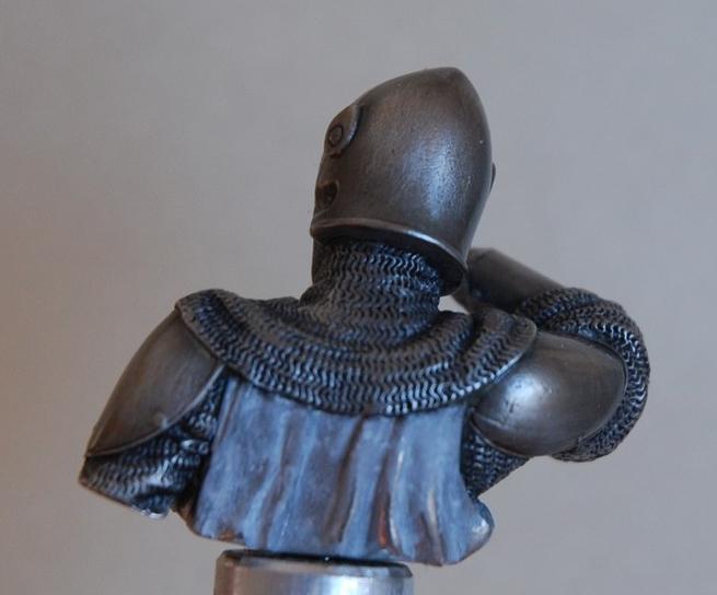 Buste chevalier La Ruota del tempo 90mm - Débutant ... 502764forum2