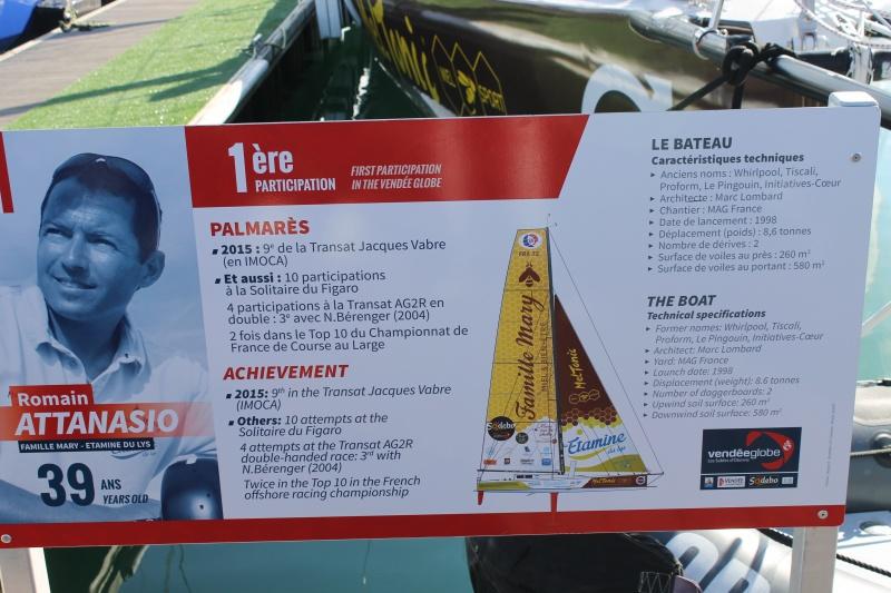 Visite du village et du ponton du Vendée Globe le 25/10/16 503644IMG4588