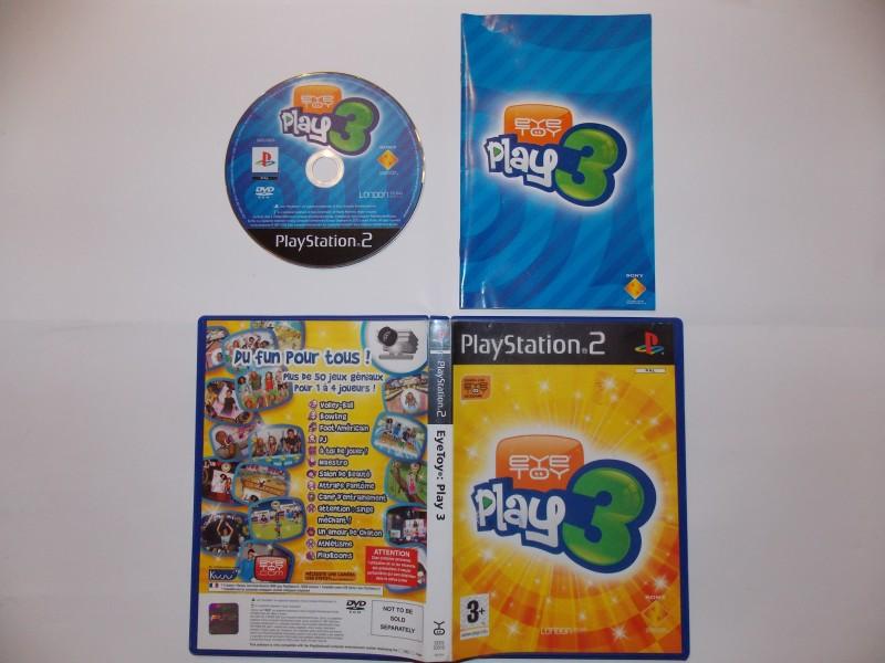 EyeToy : Play 3 504100Playstation2EyeToyplay3