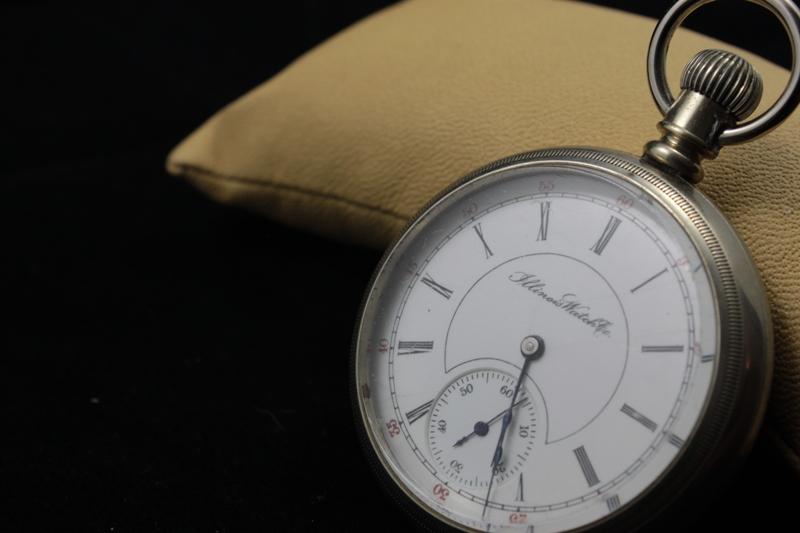 L'histoire des manufactures américaines ...A la conquête de l'Ouest Horloger 504311IMG7173