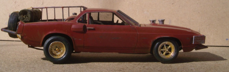 """Shelby 69 """"mad max"""" 1/24 504632shelby692"""