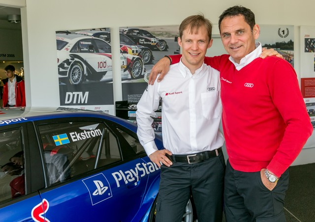 Les équipes Audi Sport sont prêtes pour l'ouverture de la saison de DTM 504851A163160medium