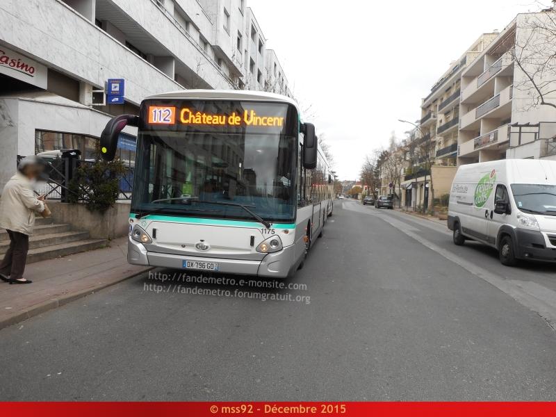 [RATP] GX 337 : Électrique, Hybride et GNV - Page 2 506450DSCN1356
