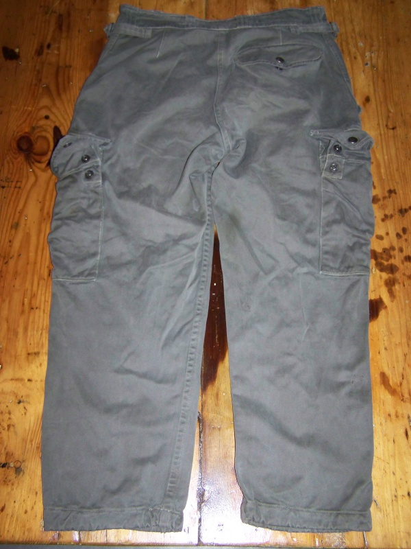 pantalon 47/56 kaki 5070091008213