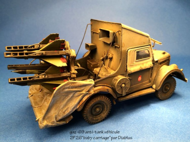 "GAZ-69 2P26 ""Baby carriage"" - Bronco 1/35 507310IMG4209"