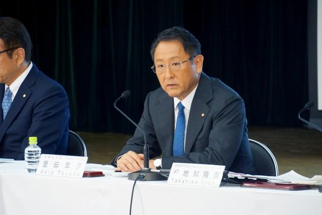 Toyota Motor Corporation Publie Des Résultats En Progression Sur L'exercice Fiscal 2015-2016 507406201605110504