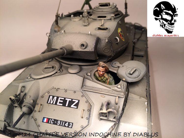 M24 Chaffee light tank, AFV Club 1/35 507755IMG35981