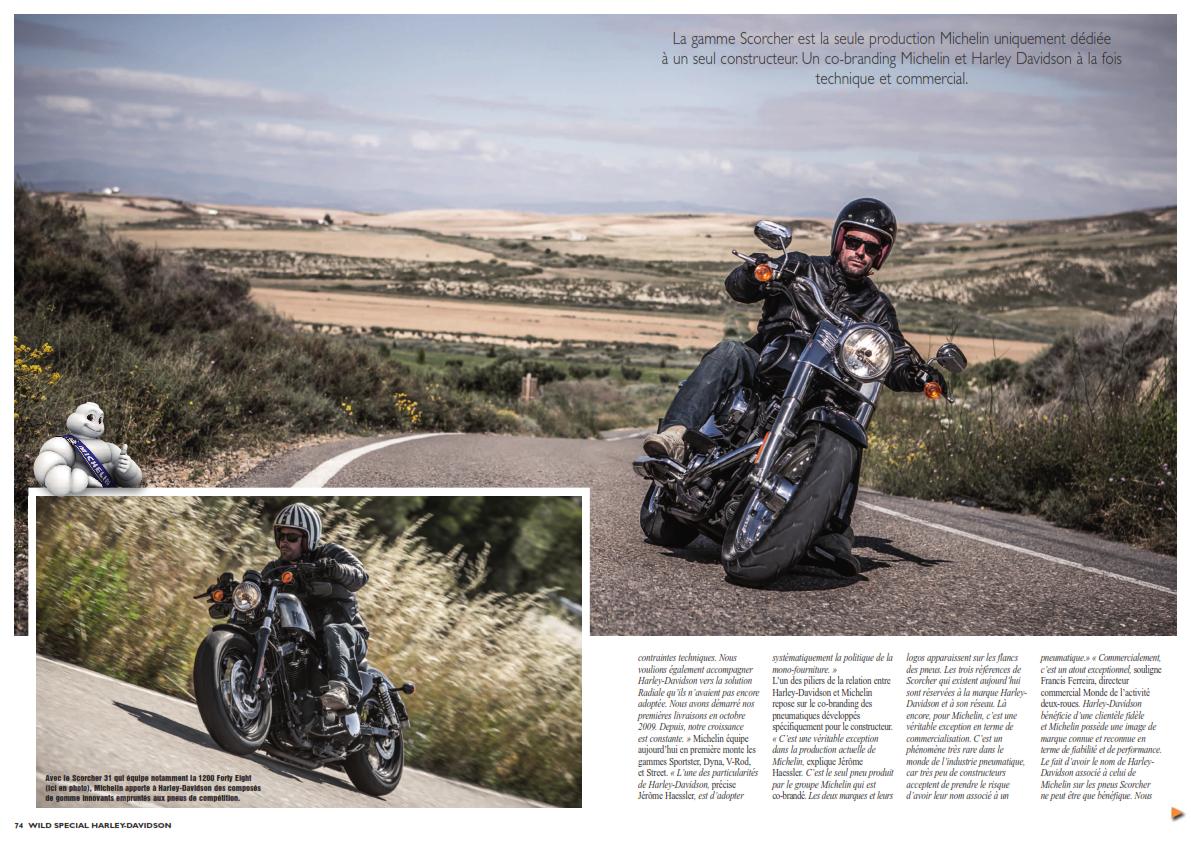 Le partenariat Michelin avec Harley-Davidson 508790Michelin002