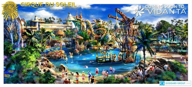 (Mexique) Cirque du Soleil Theme Park & Resort (2018) 508967w33