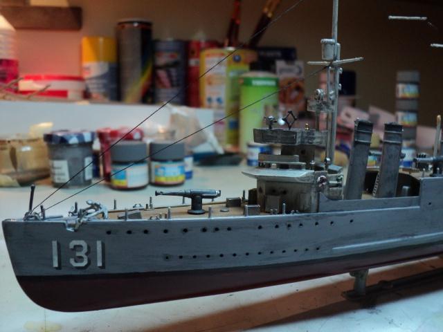 HMS Campbeltown 1/240 Revell 509387DSC01322
